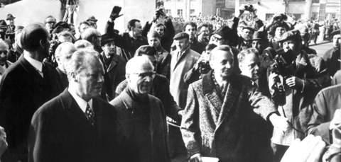 GDR Secret Diplomat & Spy Herrmann v. Berg