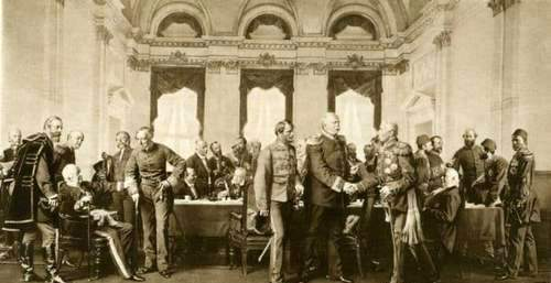 The international Congo Conference – Berlin 1885