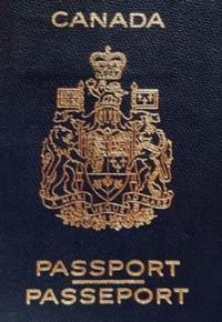 Passport of a Special Representative of the UN Secretary General