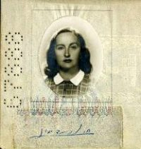Collection Of Old Passports $850