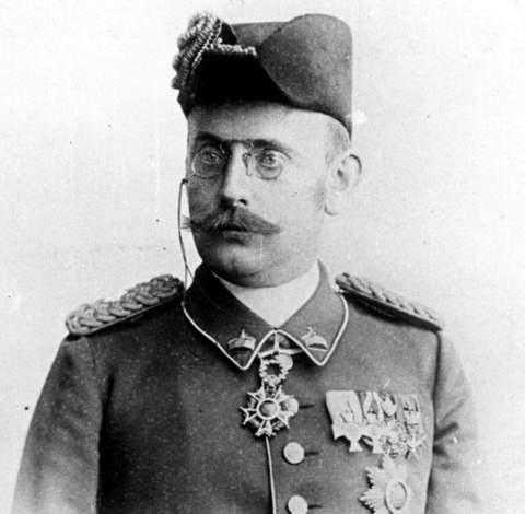 German East Africa Colony 1885 – Carl Peters
