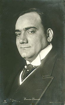 Opera Star Enrico Caruso Passport 1919 Issued In New York