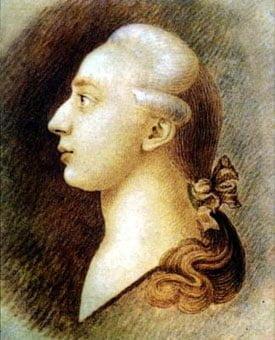Giacomo Casanova's Passport
