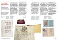 Ephemera Society UK: passports