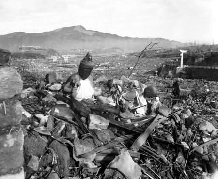 Survivors Hiroshima Nagasaki bombings