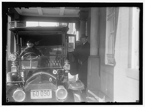 German Embassy, Washington DC 1917