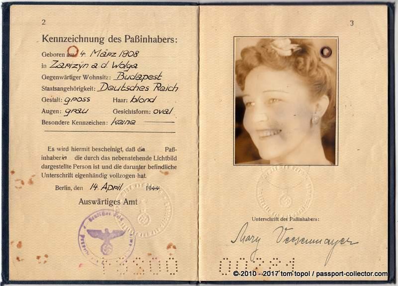 Diplomatic Passport Wife War Criminal
