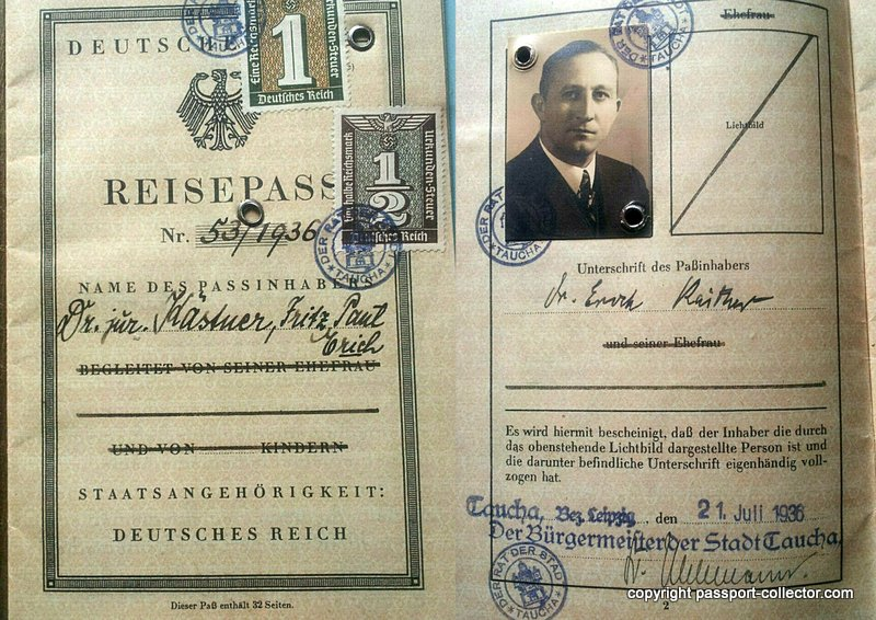 Passport last German veteran