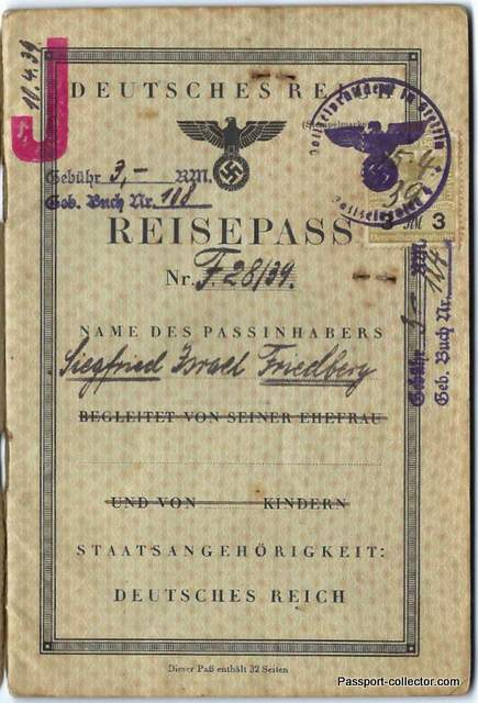 German passport Israel Consul