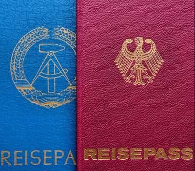 A first hand GDR Service passport story