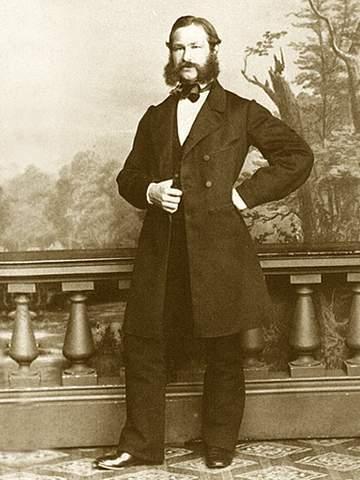 Heinrich Barth Central Africa