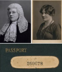 Passport to Reform: Helena Florence Normanton