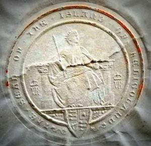 A true passport historical treasure - Heligoland passport 1873