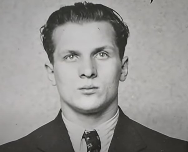The man behind the pseudonym Marten Tjaden