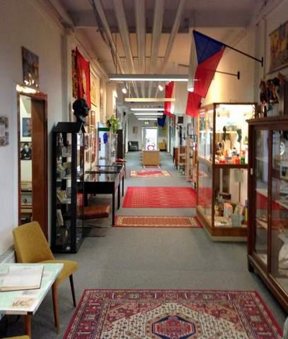 GDR Stalinstadt Museum Pirna