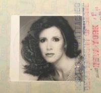 Carrie Fisher - Princess Leia - Passport At Auction
