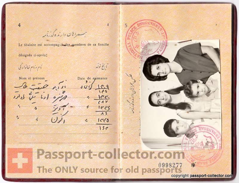 Iranian Jewish Family Israel
