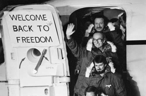 Congressman George V. Hansen – Iran Hostage Crisis