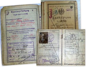 German Jew – Forced to Leave Switzerland