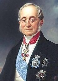 NESSELRODE KARL – Russian Count and Diplomat
