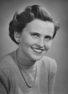 Passport of Magda Lutz - Wife of Swiss Diplomat Carl Lutz