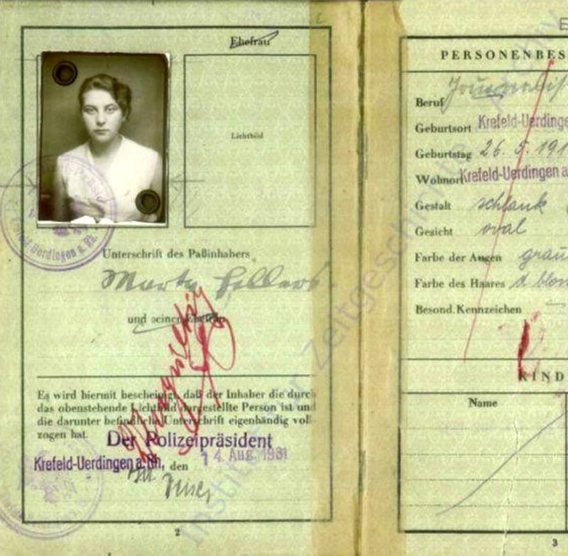 Anonymous Woman Berlin Diary