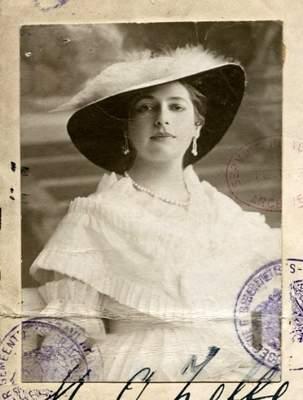 Mata Hari margaretha