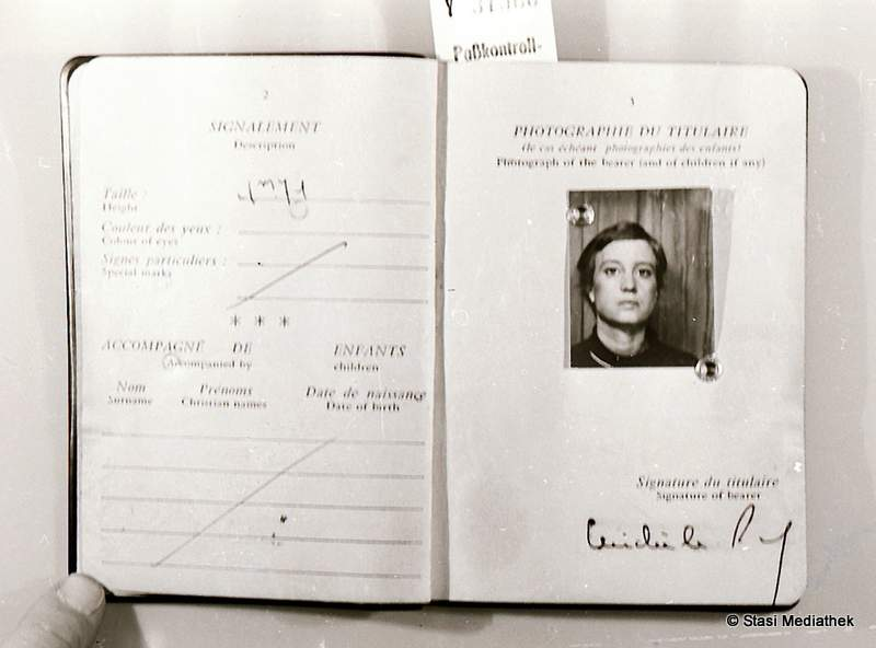 Stasi RAF Ulrike Meinhof