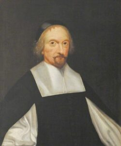 Bishop of London - William Juxon issued passport 1640