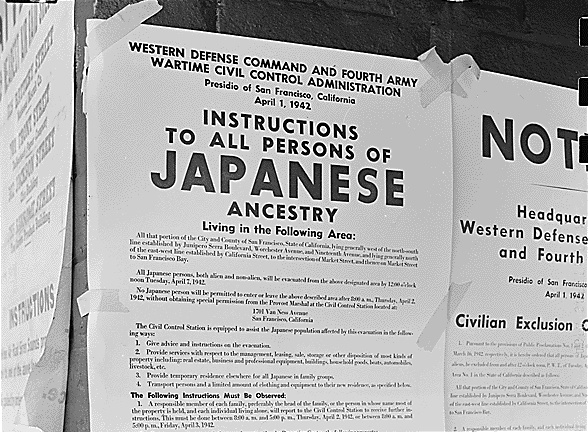 Japanese-American Concentration Camp