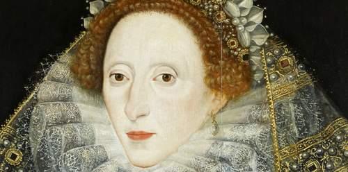Queen Elizabeth I passport for Robert Bertie 1598