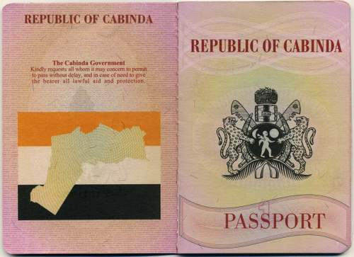 Fantasy and Camouflage Passports