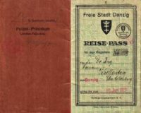 A very special Free City of Danzig Passport - Take a look and learn why
