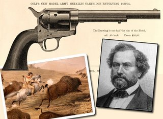Samuel Colt Passports from 1849 to 1855 are American History