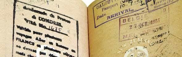 Sir-Edmund-Hillarys-passport