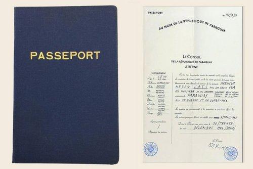 Passports, Profiteers, Police – A Swiss war secret