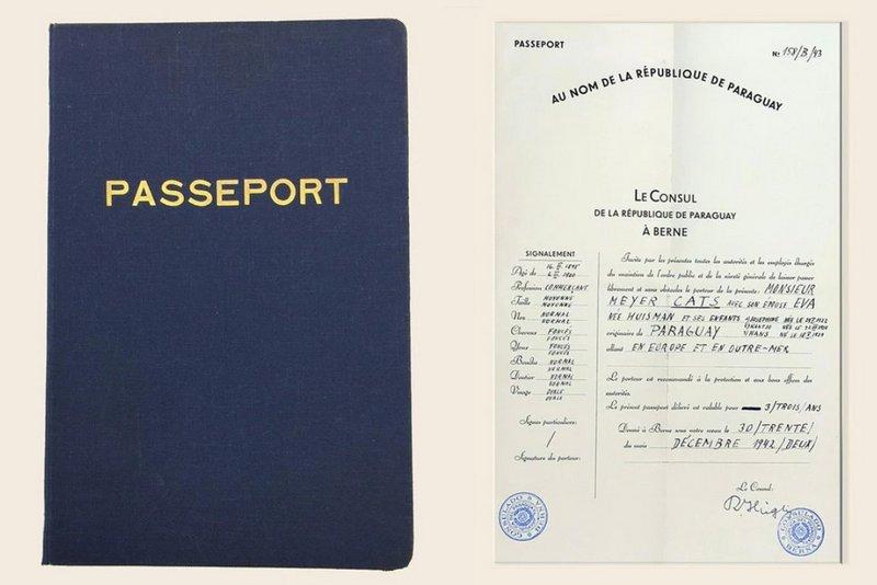 Passports Profiteers Police War