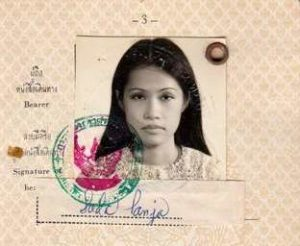 100 Years Anniversary - The Passport Photo And Its History