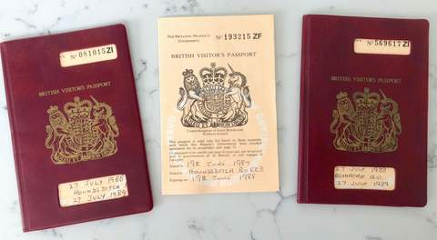 The British Visitor's Passport – The Simplicity Of A Travel Document
