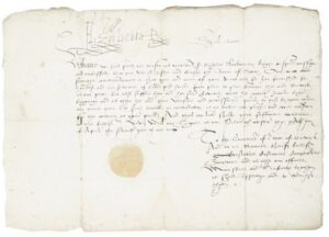 Elizabeth I England Passport