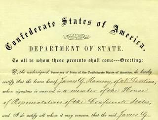Passports for Senators and Representatives in Congress