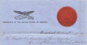 USA letterhead