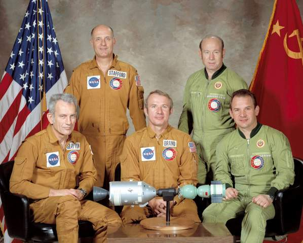 NASA Astronaut Deke Slayton