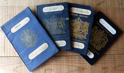 The Passports of Sir Thomas C. Spenser-Wilkinson