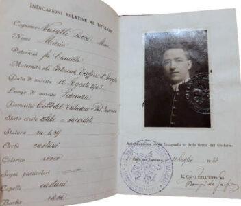 Vatican City passport