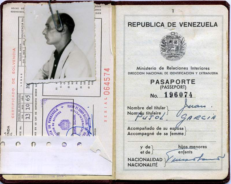 Juan Pugol Garcia agent