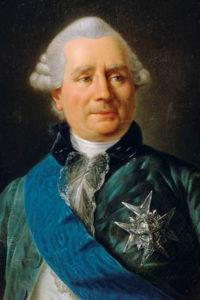 LUDVIG XVI - King Of France Passport - Versailles 1782