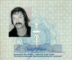 A East German Passport - Wolf Biermann - Singer-Songwriter-Dissident