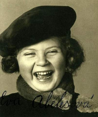 The smiling girl murdered by the Nazis
