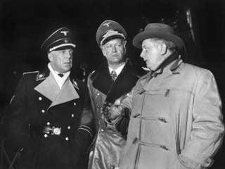 Helmut Käutner's Passport – Important German Film Director